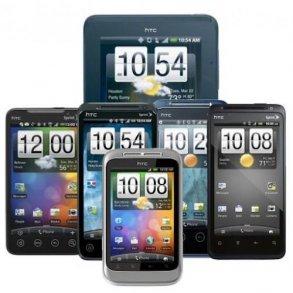 Ældre HTC Modeller