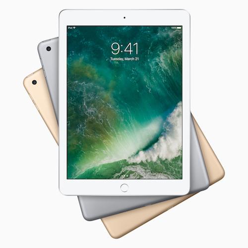 iPad dele