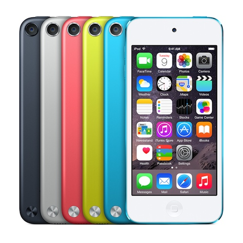iPod Touch 5/6 Dele